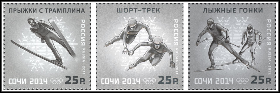 The Sochi Olympics