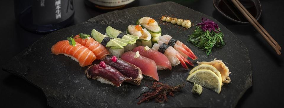 Abalone Sushi Image