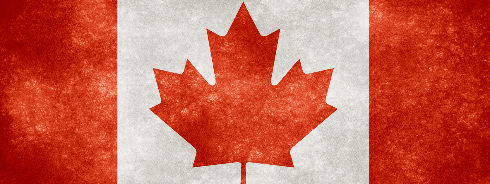 GoldFish Canadian Flag